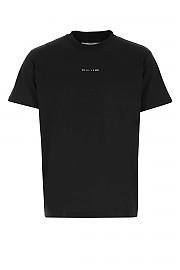 [관부가세포함][알릭스] SS21 남성 반팔 티셔츠 G(AVUTS0216FA01 BLK0001)