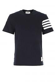 [관부가세포함][톰브라운] 남성 반팔 티셔츠 G(MJS152A06221 415)