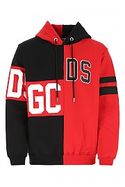 [관부가세포함][GCDS] SS21 남성 후드 티셔츠 G(CC94M021025 03)