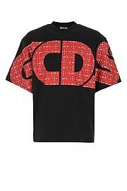 [관부가세포함][GCDS] SS21 남성 반팔 티셔츠 G(CC94M021046 02)