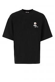 [관부가세포함][GCDS] SS21 남성 반팔 티셔츠 G(RM21M020060 02)