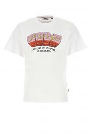 [관부가세포함][GCDS] SS21 남성 반팔 티셔츠 G(SS21M020068 01)