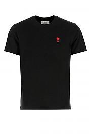 [관부가세포함][아미] SS21 남성 반팔 티셔츠 G(BFHJ108723 001)