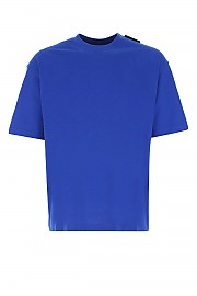 [관부가세포함][발렌시아가] FW20 남성 반팔 티셔츠 G(612966THV50 4066)