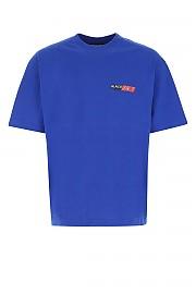 [관부가세포함][발렌시아가] FW20 남성 반팔 티셔츠 G(612966TIVD1 4066)