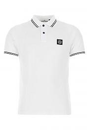 [관부가세포함][스톤아일랜드] SS21 남성 반팔 폴로 셔츠 G(101522S18 V1001)