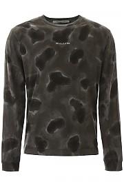 [관부가세포함][알릭스] (AAMTS0120FA01 BLACK) SS20 남성  camouflage 티셔츠