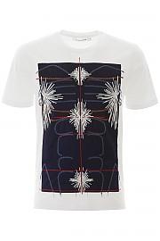 [관부가세포함][크레이그 그린] (CGSS20MJETSS03 NAVY) SS20 남성 craig  embroide print 티셔츠