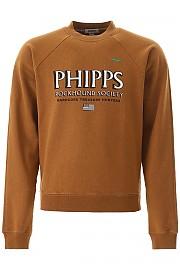 [관부가세포함][핍스] (PHSS20 N02 A IRORE) SS20 남성  rockhound 스웨트셔츠