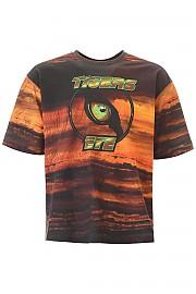 [관부가세포함][핍스] (PHSS20 N20 A PTGEL) SS20 남성  tiger's eye 티셔츠