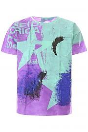 [관부가세포함][라프시몬스] (201 403 30100 70) SS20 남성  handpainted hospital 티셔츠