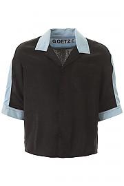 [관부가세포함][괴체] (SS20TED02 BLKAB) SS20 남성 반팔 셔츠