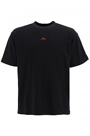 [관부가세포함][어콜드월] (ACWMTS017 BLACK) FW20 남성  erosion 티셔츠