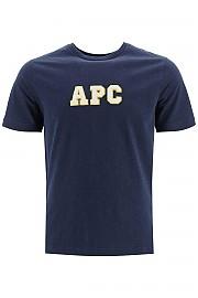 [관부가세포함][아페쎄] (COEIK H26924 PIA) FW20 남성  gael 티셔츠 with logo patch