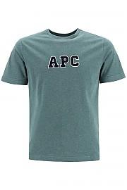 [관부가세포함][아페쎄] (COEIK H26924 PKA) FW20 남성  gael 티셔츠 with logo patch