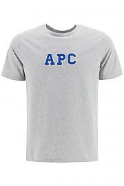 [관부가세포함][아페쎄] (COEIK H26924 PLA) FW20 남성  gael 티셔츠 with logo patch
