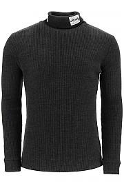 [관부가세포함][라프시몬스] (202 153 19019 0084) FW20 남성  turtleneck 스웨터 with patches