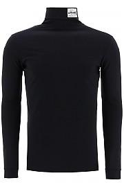 [관부가세포함][라프시몬스] (202 153 19016 0099) FW20 남성  turtleneck 티셔츠 with patches