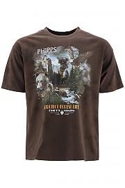 [관부가세포함][핍스] (PHFW20 N20 BBEAR) FW20 남성  protect forest life 티셔츠