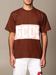 [관부가세포함][GCDS] (CC94M021014 14)  Winter 20 남성 티셔츠 men