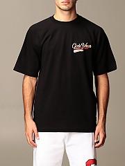 [관부가세포함][GCDS] (FW21M020108 02)  Winter 20 남성 티셔츠 men