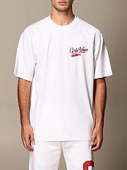 [관부가세포함][GCDS] (FW21M020108 01)  Winter 20 남성 티셔츠 men