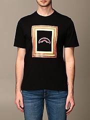 [관부가세포함][스프레이그라운드] (21SFW005 BLACK)  Winter 20 남성 티셔츠 men