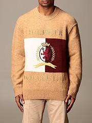 [관부가세포함][NIMABI] (RE0RE00648 GCM)  Winter 20 남성 스웨트셔츠 men hilfiger collection camel