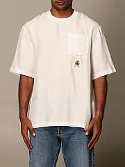 [관부가세포함][NIMABI] (RE0RE00606 YA9)  Winter 20 남성 티셔츠 men hilfiger collection
