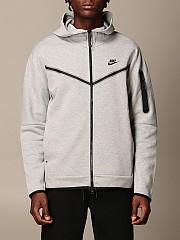 [관부가세포함][나이키] (CU4489 063)  Winter 20 남성  cotton 스웨트셔츠 with logo and hood