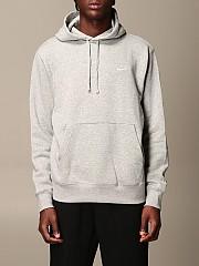 [관부가세포함][나이키] (BV2654 063)  Winter 20 남성  cotton 스웨트셔츠 with logo and hood