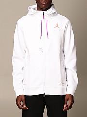 [관부가세포함][나이키] (CK6446 100)  Winter 20 남성  cotton 스웨트셔츠 with logo and hood