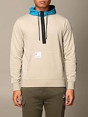 [관부가세포함][나이키] (CW6544 230)  Winter 20 남성  스웨트셔츠 in stretch cotton and technical fabric