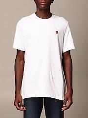 [관부가세포함][나이키] (BV5809 100)  Winter 20 남성  cotton 티셔츠 with logo