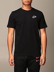 [관부가세포함][나이키] (CU8916 010)  Winter 20 남성  cotton 티셔츠 with logo