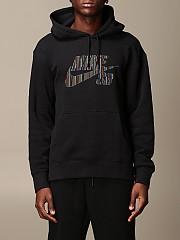 [관부가세포함][나이키] (CV0279 010)  Winter 20 남성  cotton 스웨트셔츠 with logo and hood