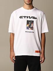 [관부가세포함][헤론 프레스톤] (HMAA019F20JER007 0110)  Winter 20 남성 티셔츠 men