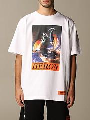 [관부가세포함][헤론 프레스톤] (HMAA020F20JER002 0120)  Winter 20 남성 티셔츠 men