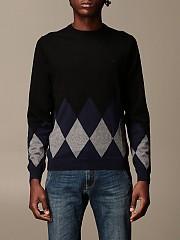 [관부가세포함][SUN68] (K40107 11)  Winter 20 남성 스웨터 men