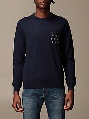 [관부가세포함][SUN68] (K40139 07)  Winter 20 남성 스웨터 men