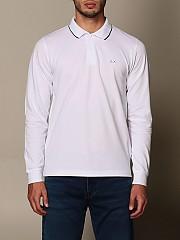[관부가세포함][SUN68] (A40103 01)  Winter 20 남성 티셔츠 men