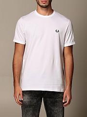 [관부가세포함][프레드페리] (M3519 100)  Winter 20 남성 티셔츠 men f perry