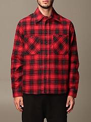 [관부가세포함][오프화이트] (OMGA133E20FAB001 2510)  Winter 20 남성 티셔츠 men off