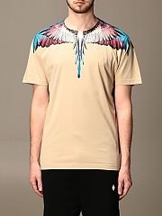 [관부가세포함][마르셀로불론] (CMAA018F20JER001 6128)  Winter 20 남성 티셔츠 men  beige