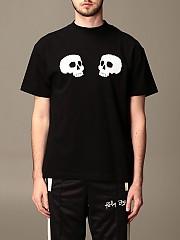[관부가세포함][팜엔젤스] (PMAA001F20JER011 1001)  Winter 20 남성 티셔츠 men