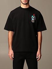 [관부가세포함][아미] (H20HJ145726 001)  Winter 20 남성 티셔츠 men