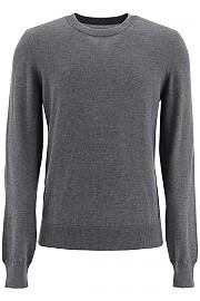 [관부가세포함][메종 마르지엘라] (S50HA0959 S17364 859) FW20 남성  스웨터 with elbow patches