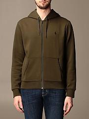 [관부가세포함][랄프로렌] (710652313 043)  Winter 20 남성 polo  cotton 스웨트셔츠 with logo