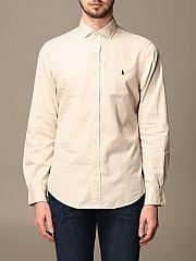 [관부가세포함][랄프로렌] (710818770 004)  Winter 20 남성 shirt men polo  dove
