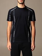 [관부가세포함][아르마니] (6H1TG4 1JTUZ 0920)  Winter 20 남성 티셔츠 men emporio